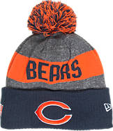 New Era Chicago Bears NFL 2016 Sideline Official Sport Knit Hat