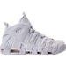 Right view of Men's Nike Air More Uptempo '96 Basketball Shoes in