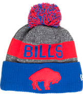 New Era Buffalo Bills NFL Sideline Classic Pom Knit Hat