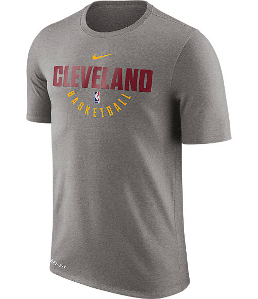 Men's Nike Cleveland Cavaliers NBA Dry Practice T-Shirt