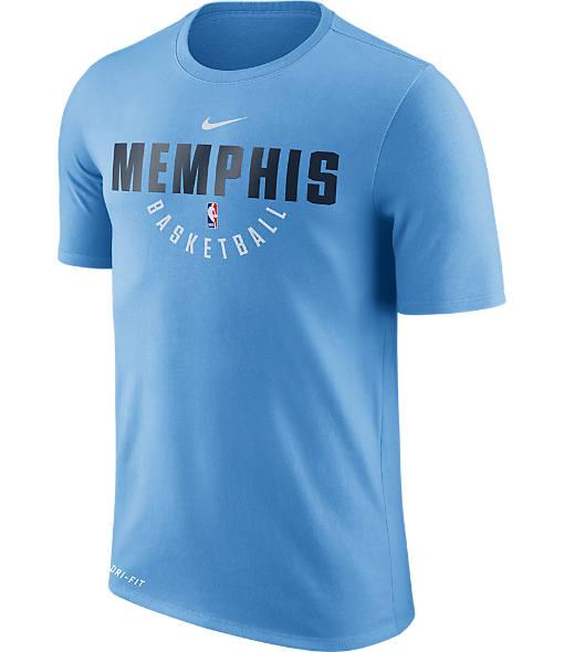Men's Nike Memphis Grizzlies NBA Dry Practice T-Shirt