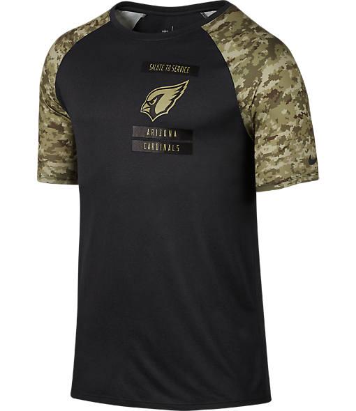Men's Nike Arizona Cardinals NFL Salute to Service T-Shirt