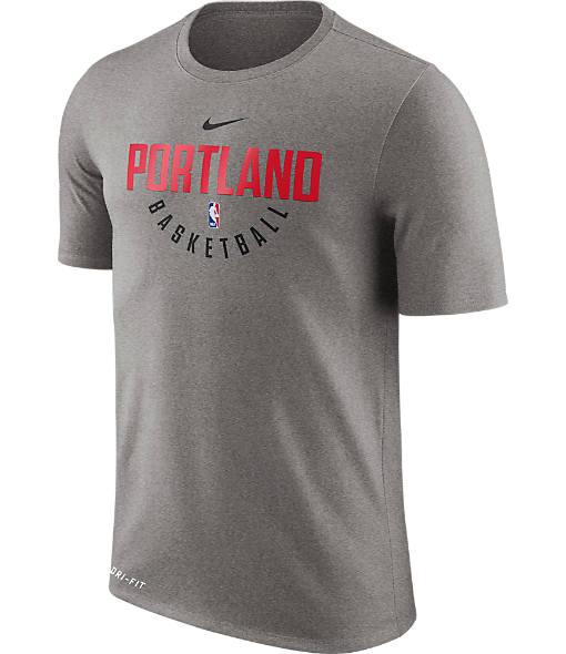 Men's Nike Portland Trail Blazers NBA Dry Practice T-Shirt