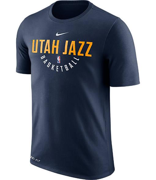 Men's Nike Utah Jazz NBA Dry Practice T-Shirt