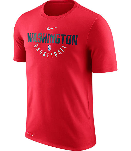 Men's Nike Washington Wizards NBA Dry Practice T-Shirt
