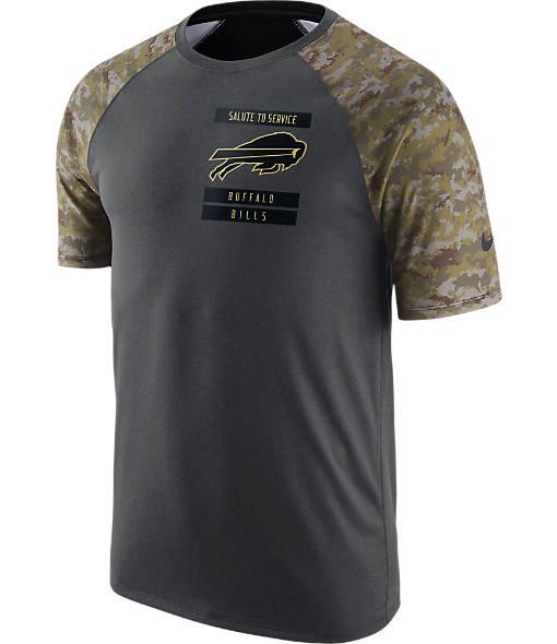 Men's Nike Buffalo Bills NFL Salute to Service T-Shirt