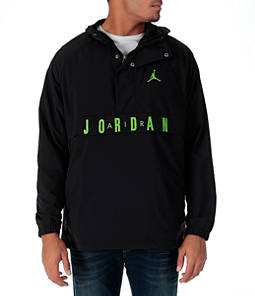 Men's Air Jordan Anorak Wings Wind Jacket Product Image
