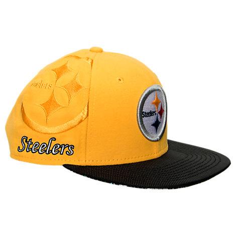 New Era Pittsburgh Steelers NFL Sideline Classic Snapback Hat