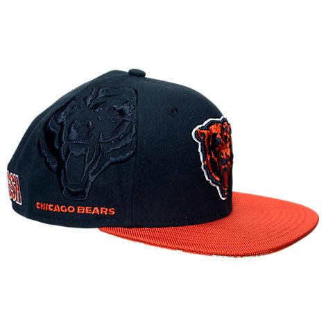 New Era Chicago Bears NFL Sideline Classic Snapback Hat