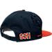Alternate view of New Era Chicago Bears NFL Sideline Classic Snapback Hat in TEM
