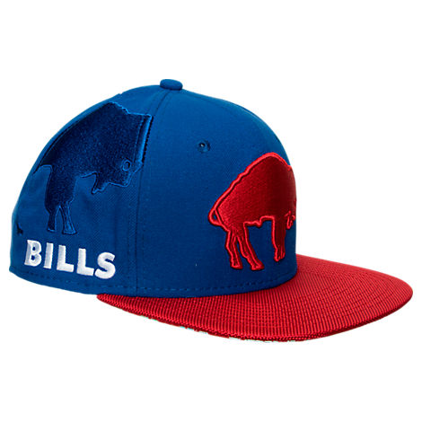 New Era Buffalo Bills NFL Sideline Classic Snapback Hat