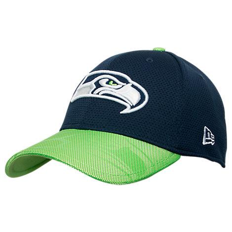 New Era Seattle Seahawks NFL Sideline Hat