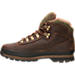 Left view of Men's Timberland Euro Hiker Boots in Brown Smooth