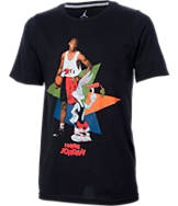 Boys' Air Jordan Retro 7 Poster T-Shirt
