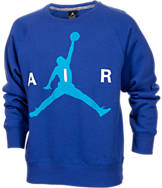 Boys' Jordan Jumpman Graphic Crew Sweatshirt