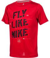 Boys' Jordan Fly Like Mike Dri-FIT T-Shirt