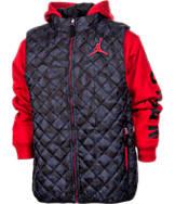 Boys' Jordan Camo Elephant 2-Fer Jacket