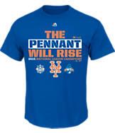 Men's Majestic New York Mets MLB World Series 2015 T-Shirt