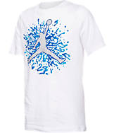 Boys' Jordan Aqua Splash T-Shirt