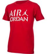 Boys' Jordan Air Zig-Zag T-Shirt