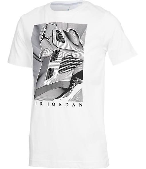 Kids' Air Jordan 5 Flow T-Shirt