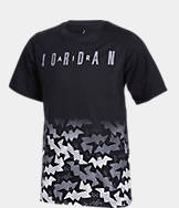 Boys' Air Jordan Retro 6 Bat Print T-Shirt