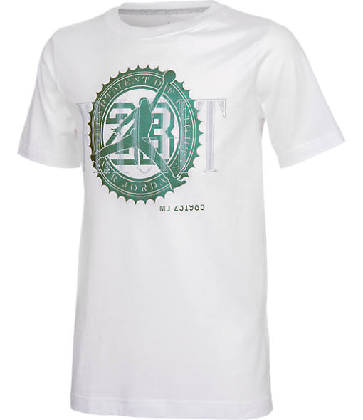 Boys' Air Jordan Pure Money T-Shirt