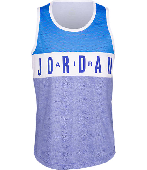 Boys' Air Jordan Elephant Allover Print Tank