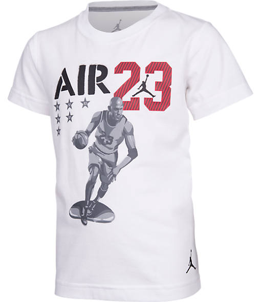 Boys' Jordan Retro 5 Army Man T-Shirt