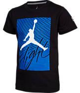 Boys' Jordan Retro 4 Flight T-Shirt
