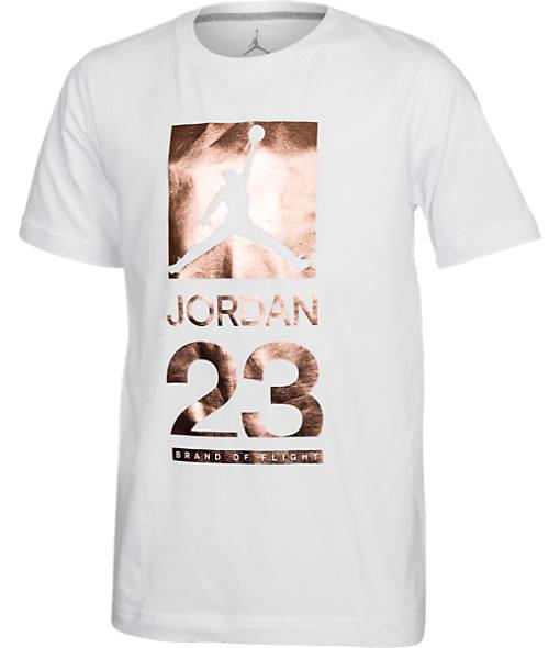 Boys' Air Jordan 23 Stack T-Shirt
