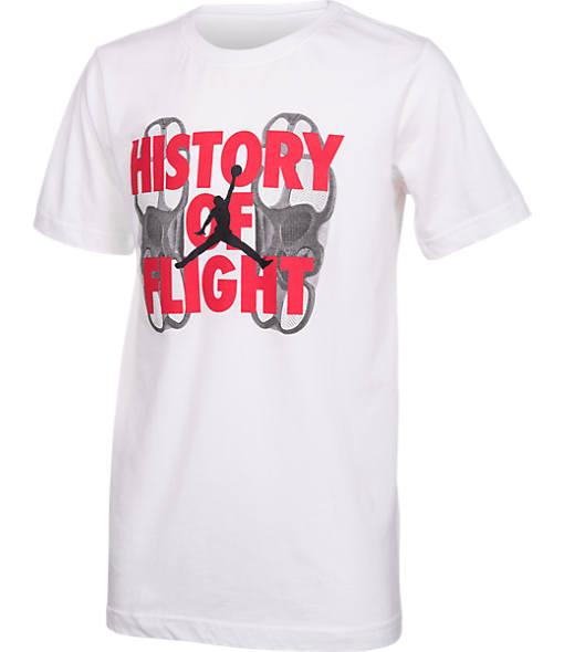 Boys' Air Jordan Retro 13 Hook T-Shirt