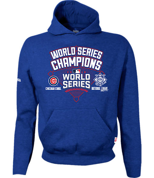 Kid's Dynasty Chicago Cubs MLB World Series Championship Hoodie