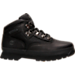 Right view of Timberland Kids Eurohiker in Black
