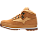 Left view of Kids' Grade School Timberland Euro Hiker Boots in Wheat