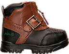 Boys' Toddler Polo Ralph Lauren Country Mid Zip Boots