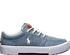 Boys' Preschool Polo Ralph Lauren Faxon Casual Shoes