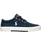 Boys' Preschool Polo Ralph Lauren Faxon II Casual Shoes