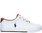 Boys' Grade School Polo Ralph Lauren Vaughn II Casual Shoes