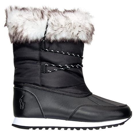 Girls' Grade School Polo Ralph Lauren Avalon Boots