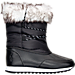 Right view of Girls' Grade School Polo Ralph Lauren Avalon Boots in Black