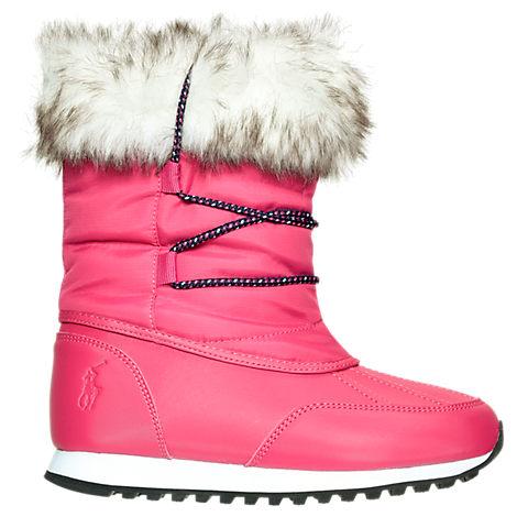 Girls' Preschool Polo Ralph Lauren Avalon Boots