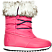 Right view of Girls' Preschool Polo Ralph Lauren Avalon Boots in Boysenberry