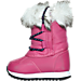 Left view of Girls' Toddler Polo Ralph Lauren Avalon Boots in 686