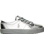 Girls' Preschool Polo Ralph Lauren Scholar Casual Shoes