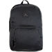 Front view of Jordan Elephant Print Elite Backpack in Black