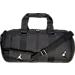 Front view of Jordan Unconscious Duffel Bag in Black