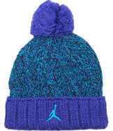 Kids' Jordan Cable Pom Beanie Hat