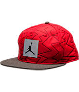 Kids' Air Jordan Retro 7 Quilt Snapback Hat