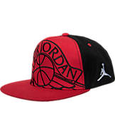 Kids' Jordan Wings Snapback Hat